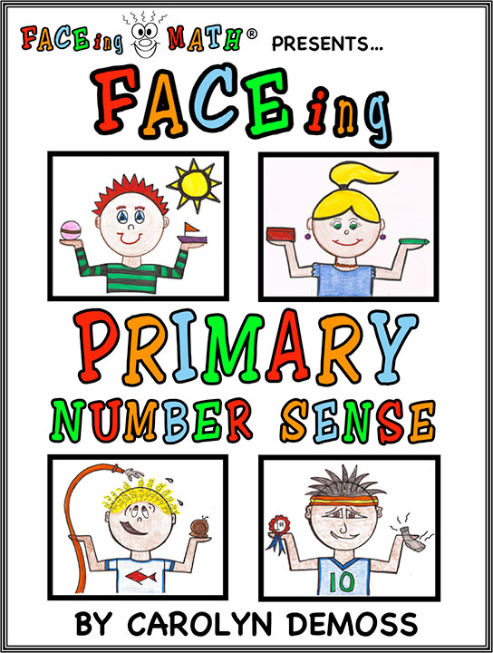 picture relating to Faceing Math Printable Worksheets named Fundamental Higher education FACEing Math